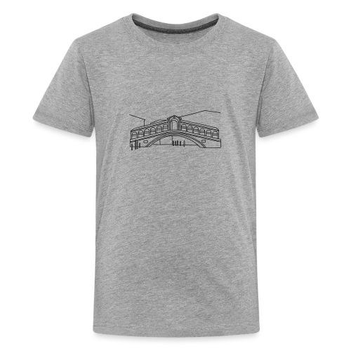 Rialto Bridge Venice - Kids' Premium T-Shirt