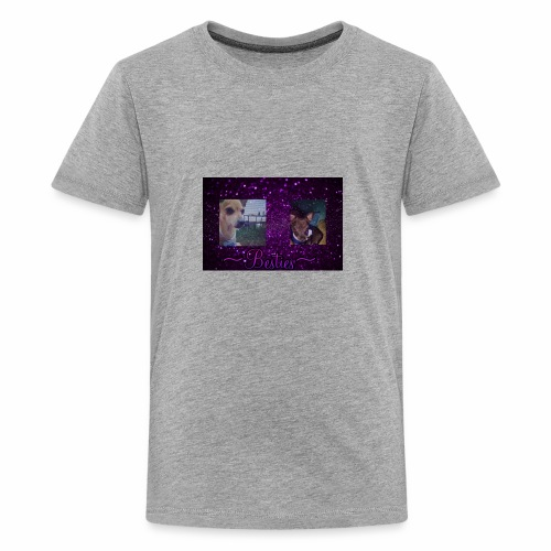 Cupcake & Copper Besties Shirt Jim Jim - Kids' Premium T-Shirt
