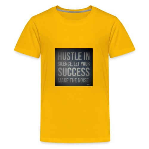 HUSTLE2 - Kids' Premium T-Shirt