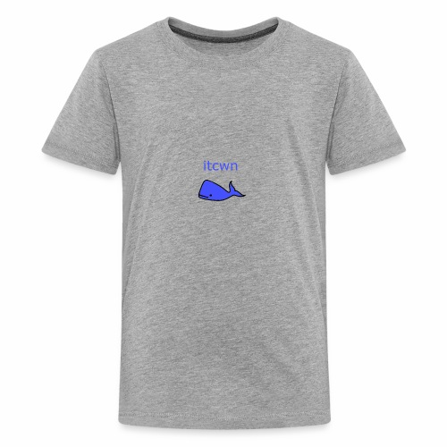 In The Corner With Neil - Kids' Premium T-Shirt