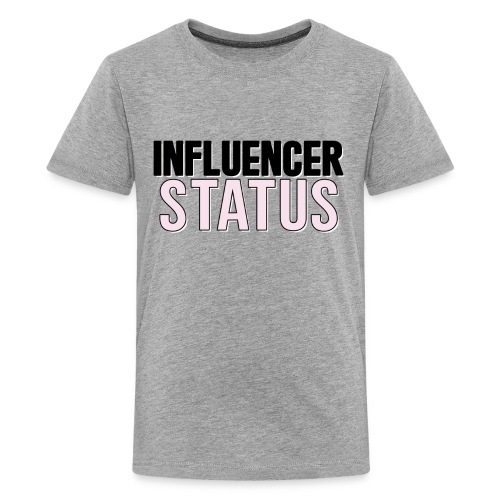 Are you an influencer!? - Kids' Premium T-Shirt