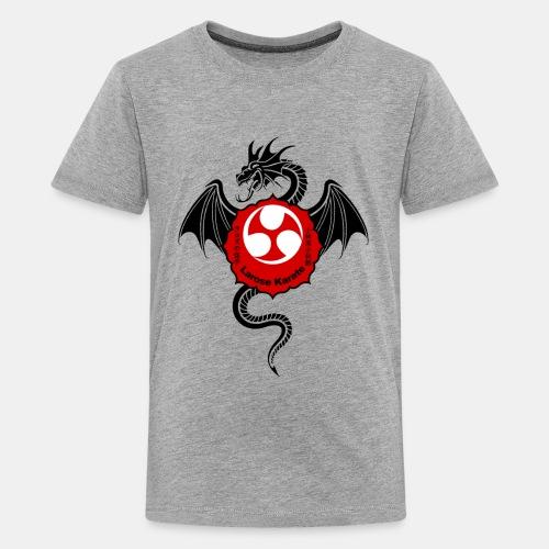 Dragon (B) - Larose Karate - Design Contest 2017 - Kids' Premium T-Shirt