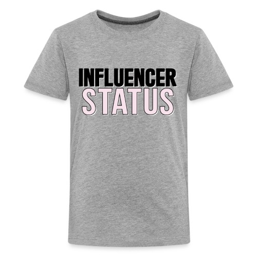 Are you an influencer!? - Kids' Premium T-Shirt