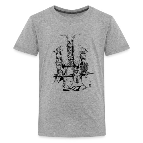 Viking warrior - Kids' Premium T-Shirt