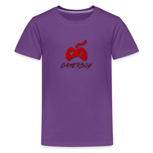 Gamerboy - Kids' Premium T-Shirt