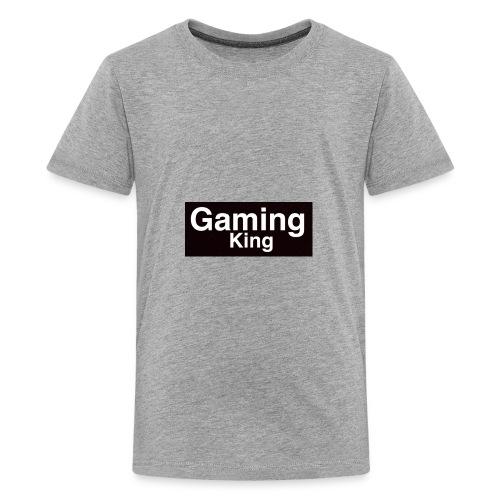 Gaming king - Kids' Premium T-Shirt