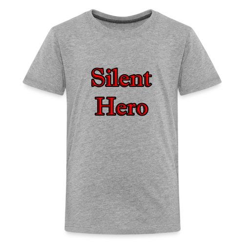 Silent hero - Kids' Premium T-Shirt