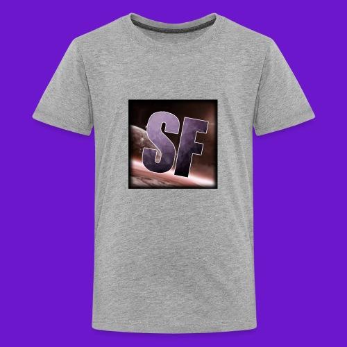 The SF logo - Kids' Premium T-Shirt