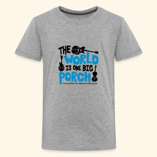 BIG_PORCH - Kids' Premium T-Shirt