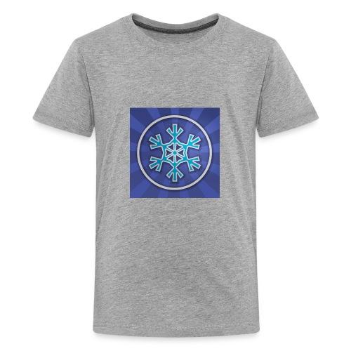 BluIce Official Merch #1 - Kids' Premium T-Shirt