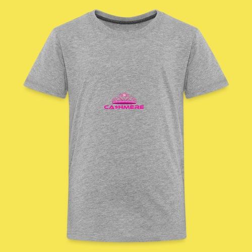 Ca$hmere Blocked - Kids' Premium T-Shirt