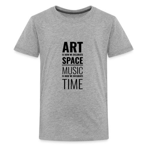 Art & Music - Kids' Premium T-Shirt