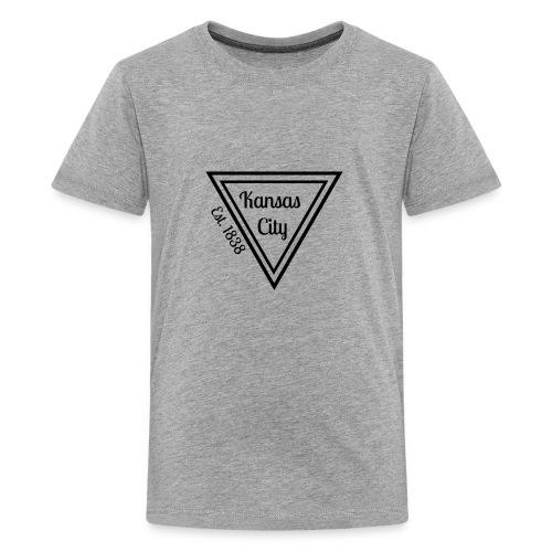 Kansas City Spirit Shirt - Kids' Premium T-Shirt
