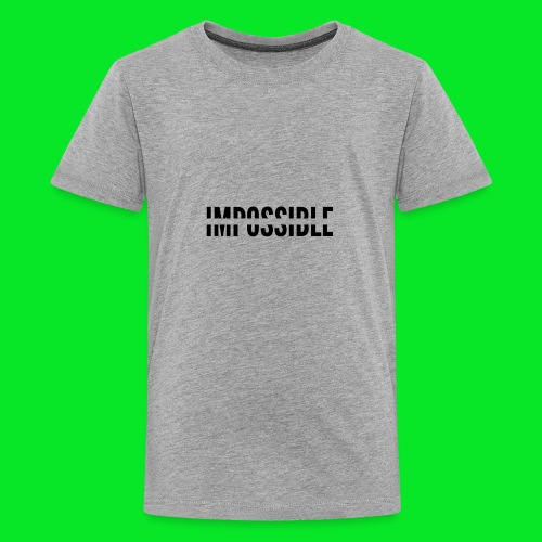 Impossible - Kids' Premium T-Shirt