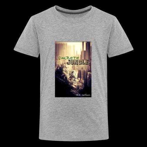 Concrete Jungle - Kids' Premium T-Shirt