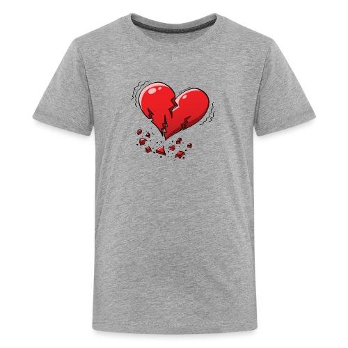 Heartquake - Kids' Premium T-Shirt