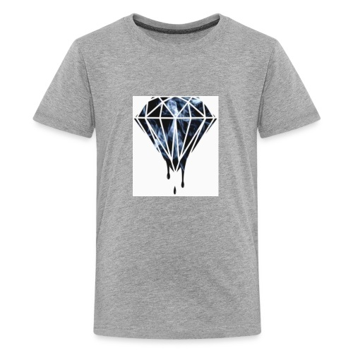 Savage Max101 white long sleve - Kids' Premium T-Shirt