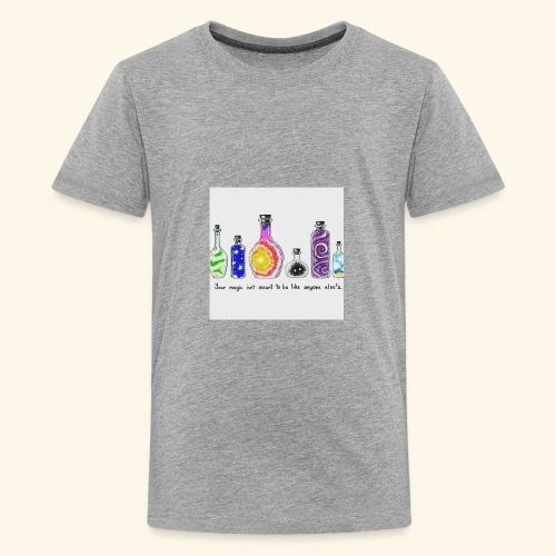 Unique - Kids' Premium T-Shirt