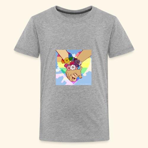 LGBTQ - Kids' Premium T-Shirt