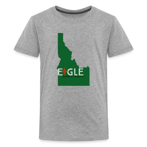 Eagle Idaho - Kids' Premium T-Shirt