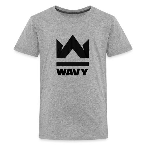 Too Wavy - Kids' Premium T-Shirt