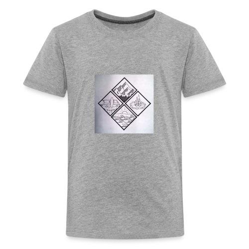 lifestyle - Kids' Premium T-Shirt