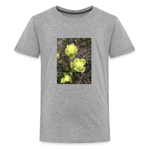 Rocky Mountain flowers - Kids' Premium T-Shirt