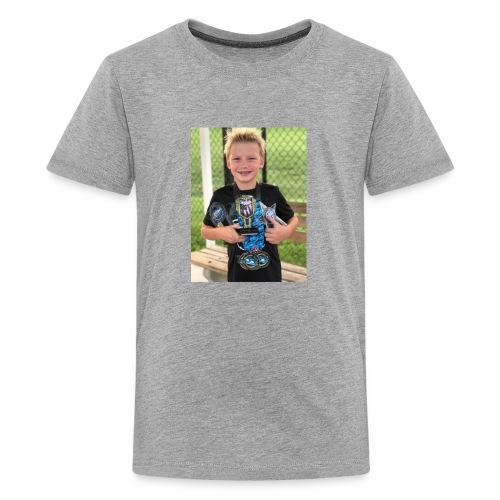 Jack swim shirt - Kids' Premium T-Shirt