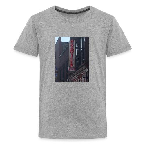 nashville - Kids' Premium T-Shirt