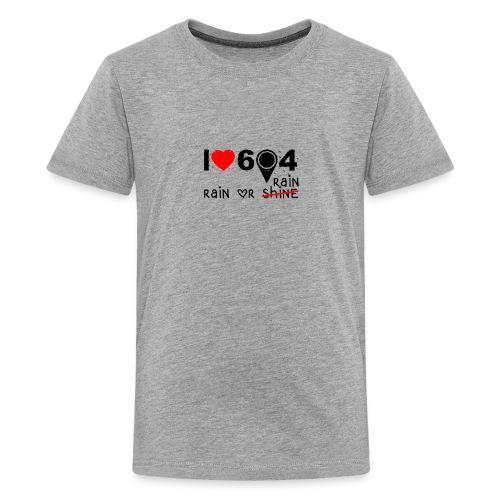rain_or_shine - Kids' Premium T-Shirt