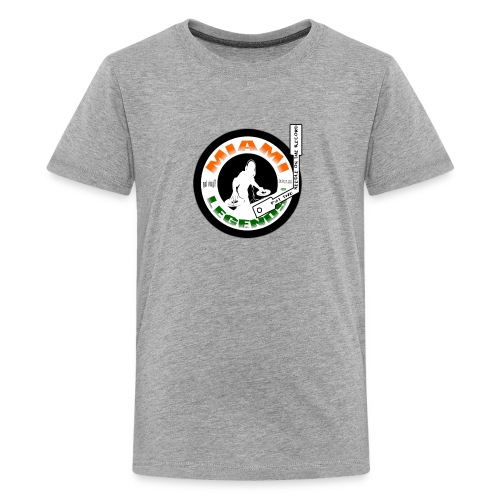MIAMI LEGENDS GOT VINYL - Kids' Premium T-Shirt
