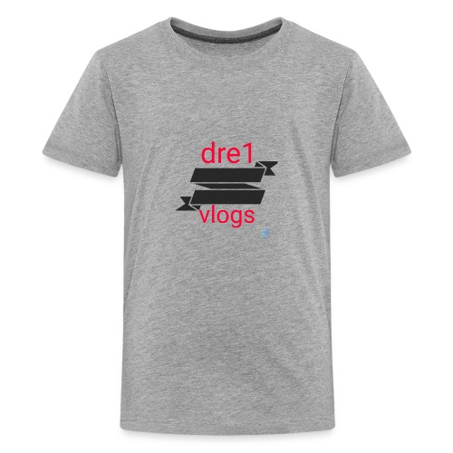 Dre1 vlogs - Kids' Premium T-Shirt
