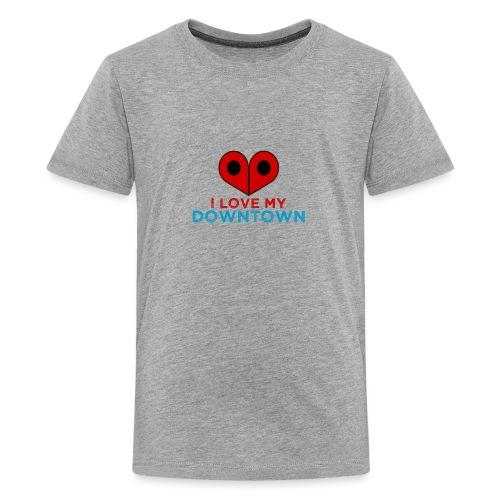 HeartDowntown - Kids' Premium T-Shirt