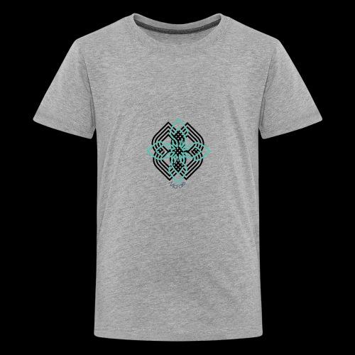 Sacred Geometry - Kids' Premium T-Shirt