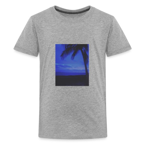 Queensland Palms - Kids' Premium T-Shirt