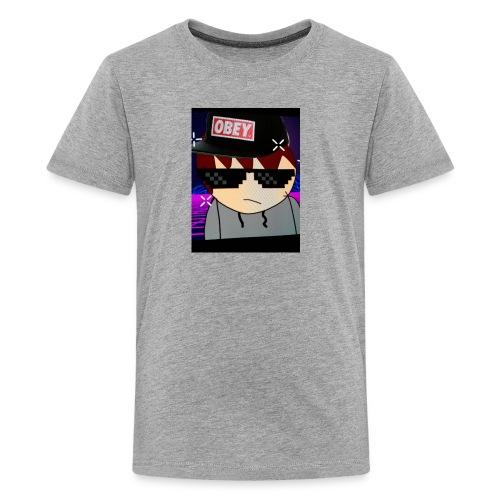 Wulfs Logo V3 - Kids' Premium T-Shirt
