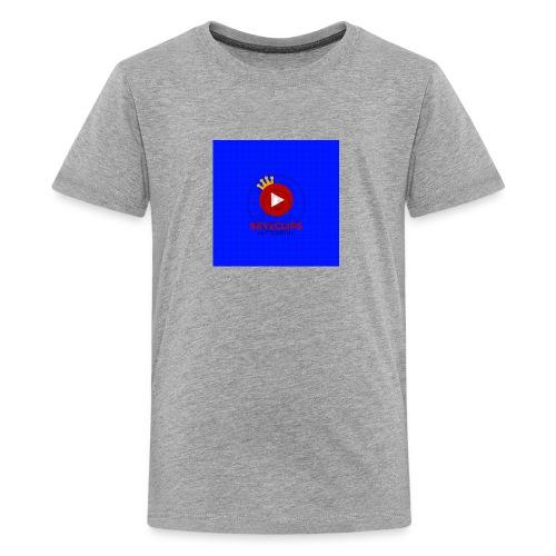 SKYxCLIPS 1504568877918 - Kids' Premium T-Shirt