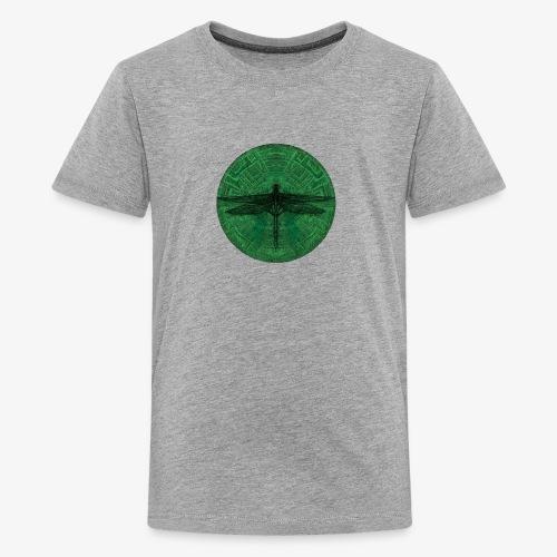 Stone Dragonfly - Kids' Premium T-Shirt