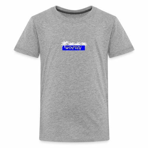 Supreme Trees (WhiteEDI) - Kids' Premium T-Shirt
