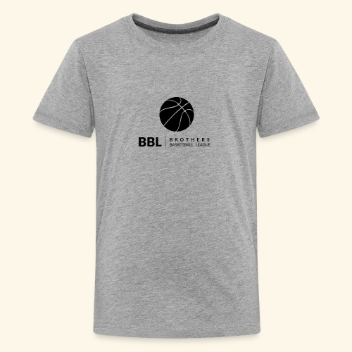 Brothers Basketball design - Kids' Premium T-Shirt
