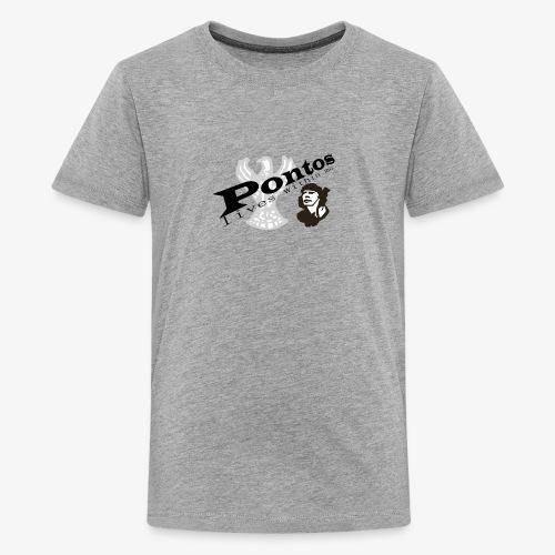 Pontos lives within me. - Kids' Premium T-Shirt