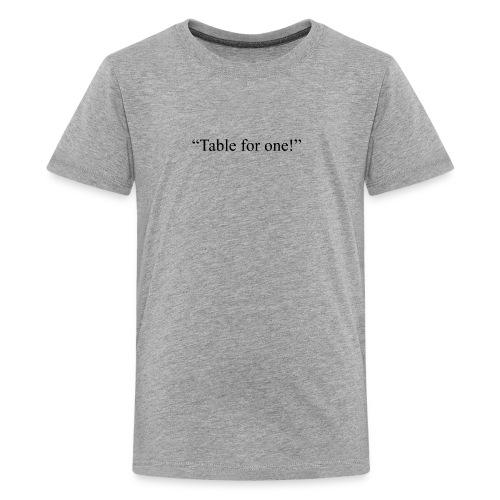 Chow Time - Kids' Premium T-Shirt