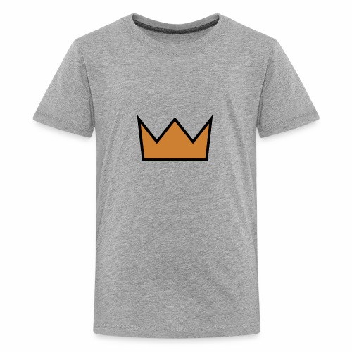 the crown - Kids' Premium T-Shirt