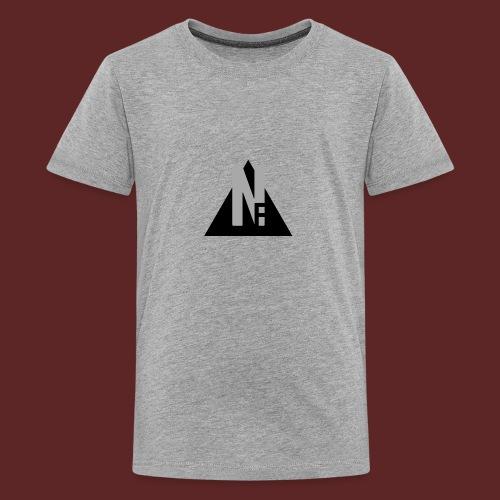 Basic NF Logo - Kids' Premium T-Shirt
