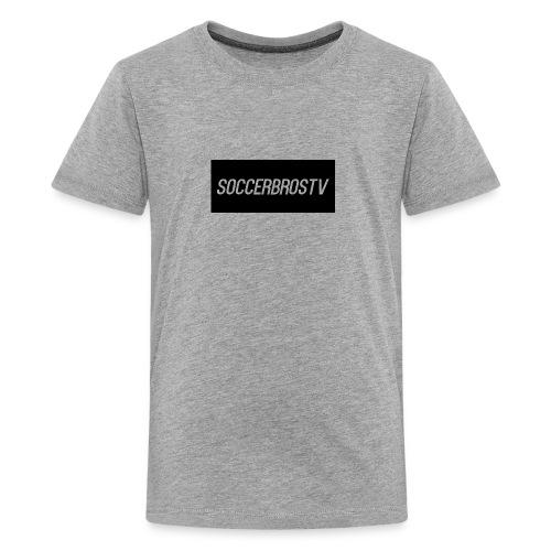 SoccerBrosTv - Kids' Premium T-Shirt