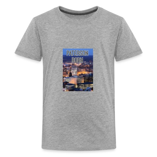 Paterson Born - Kids' Premium T-Shirt