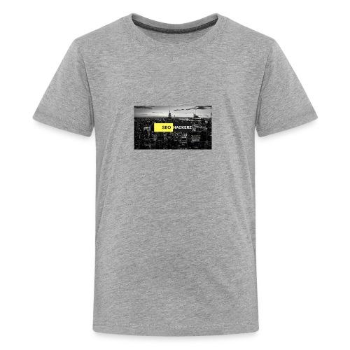 SEOHACKERZ - Kids' Premium T-Shirt