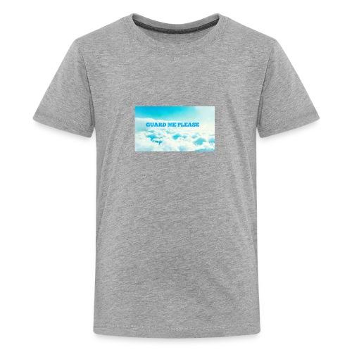 Guard Me Please - Kids' Premium T-Shirt