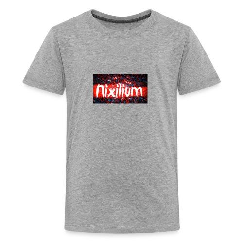 Official Nixilium Logo Shirts - Kids' Premium T-Shirt