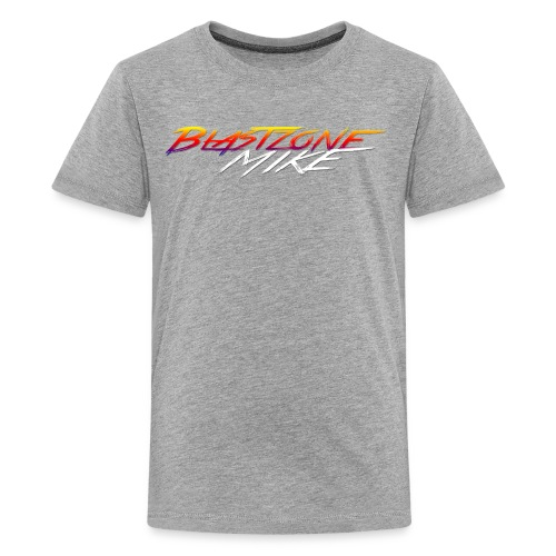 Blastzone Mike - Kids' Premium T-Shirt